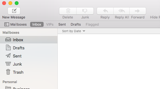 inbox-zero-personal