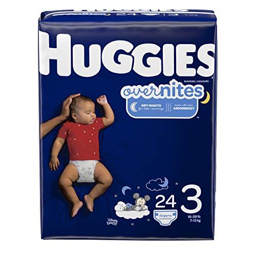 Huggies Overnights