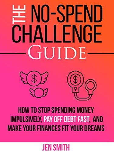 No Spend Challenge Book