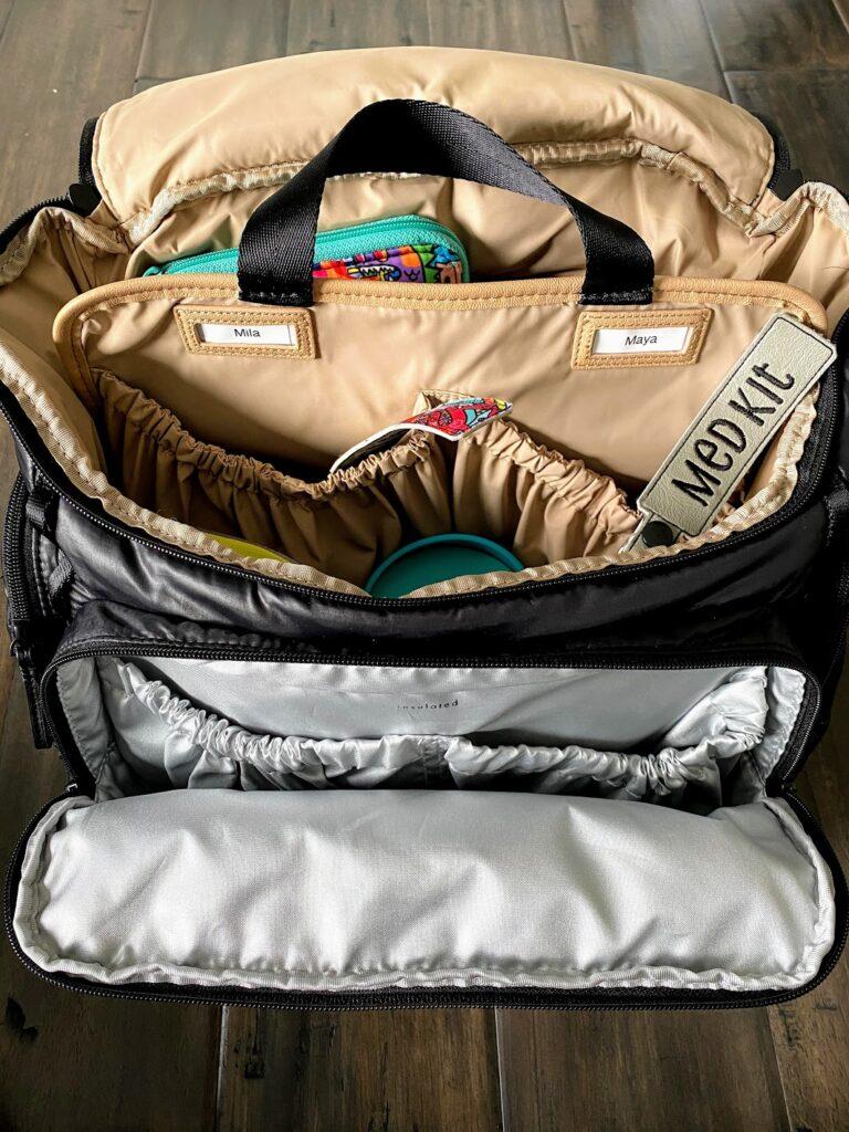 Caraa Diaper Bag Pockets